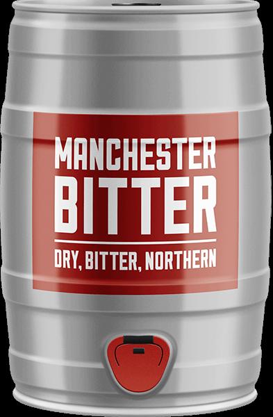 Manchester Bitter 5L Cask